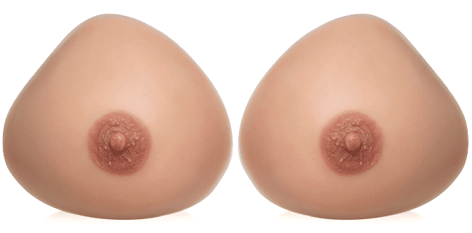 Breast Forms, Silicone Breast Forms The Breast Form Store