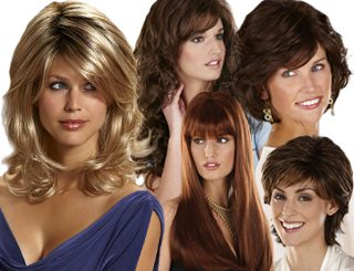 ... Crossdresser Costume Wigs: Synthetic and Human Hair Lifestyle and
